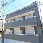 足立区「売りアパート」築浅 木造3階建て(満室)