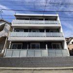 船橋駅 徒歩11分「一棟マンション」1K 20㎡超え(満室)